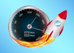 Rocket Broadband High Speed Internet - 100M Speed with Rocket